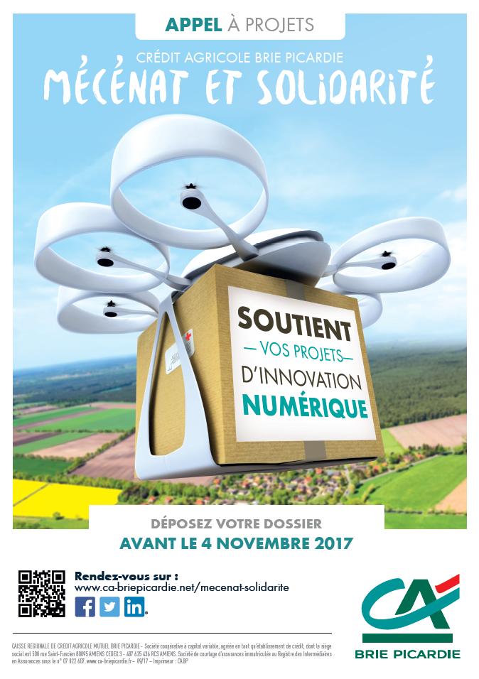 Le Credit Agricole Brie Picardie Encourage L Innovation Numerique